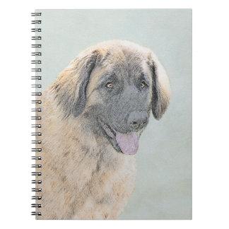 Leonberger Spiral Notebook