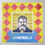 Leoncavallo print