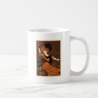 Leonetto Cappiello Absinthe Ducros Fils Classic White Coffee Mug