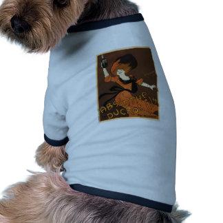 Leonetto Cappiello Absinthe Ducros Fils Pet T-shirt