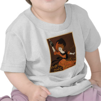 Leonetto Cappiello Absinthe Ducros Fils Shirt