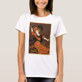Leonetto Cappiello Absinthe Ducros Fils T-Shirt