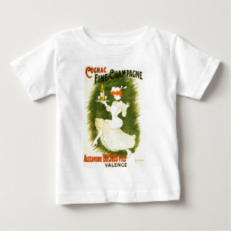 Leonetto Cappiello Champagne French illustration Baby T-Shirt