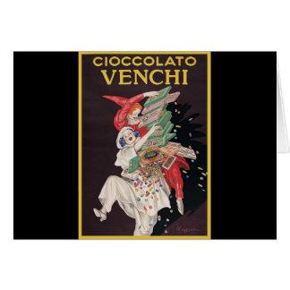 Leonetto Cappiello Cioccolato Venchi Cards