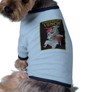 Leonetto Cappiello Cioccolato Venchi Doggie Shirt