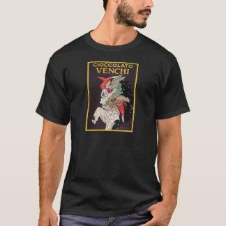 Leonetto Cappiello Cioccolato Venchi T-Shirt