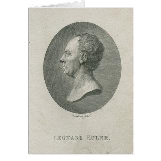 Leonhard Euler Card