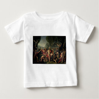 Leonidas at Thermopylae Baby T-Shirt