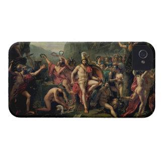 Leonidas at Thermopylae Case-Mate iPhone 4 Cases