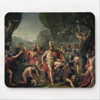 Leonidas at Thermopylae Mouse Pad