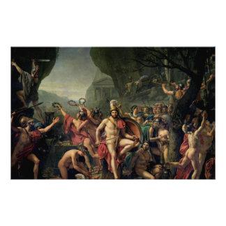 Leonidas at Thermopylae Stationery Paper