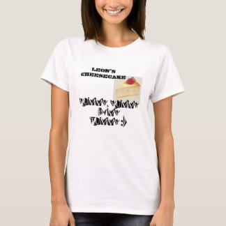 Leon's Cheesecake tummy T-Shirt