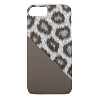 Leopard2 - Cacao- iPhone 7, Barely There case