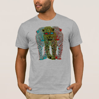 Leopard 3D T-Shirt