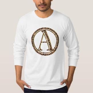 leopard A T-Shirt