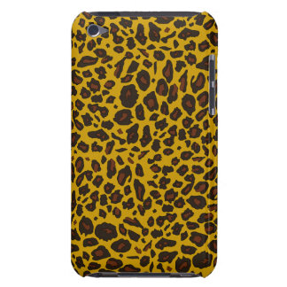 Leopard Animal Print Barely There iPod Case