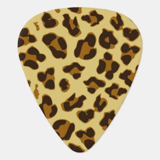 Leopard Animal Print Guitar Pick