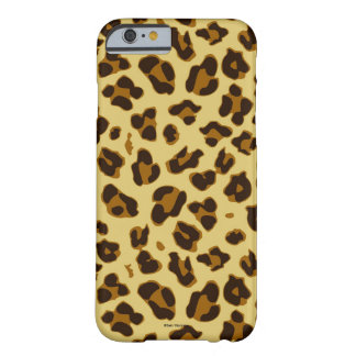 Leopard Animal Print Pattern iPhone Case