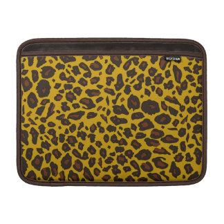 Leopard Animal Print Sleeves For MacBook Air