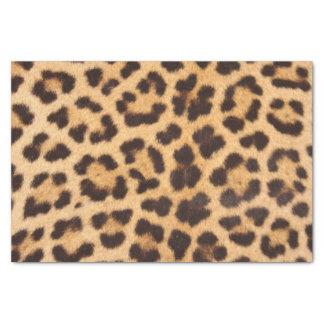 Leopard Animal Skin Print Tissue Paper