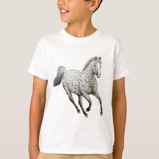 Leopard Appaloosa Horse Kids T-Shirt