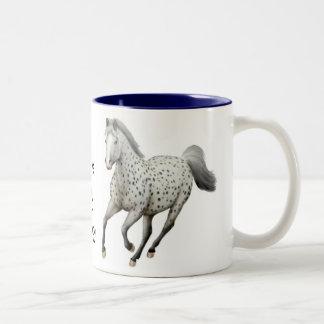 Leopard Appaloosa Love Customizable Mug