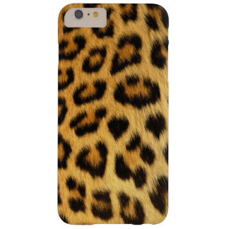 Leopard Barely There iPhone 6 Plus Case
