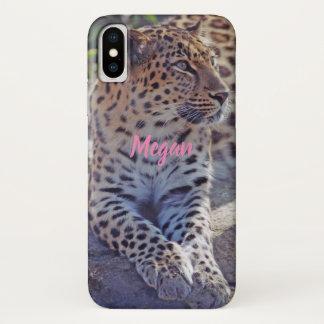 Leopard - Case-Mate iPhone case