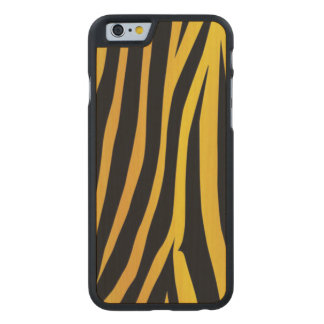 Leopard cover Slim Maple iPhone 6/6s Case