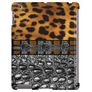 Leopard Crocodile Texture