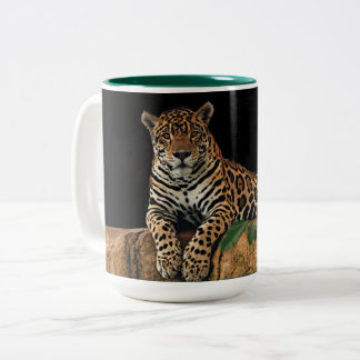 Leopard cup