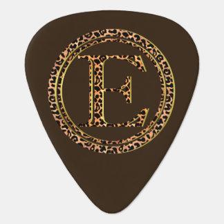 leopard E Guitar Pick