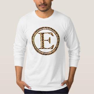 leopard E T-Shirt