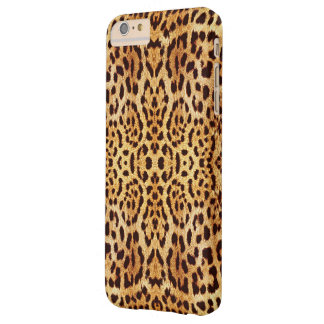 leopard elegant fur barely there iPhone 6 plus case
