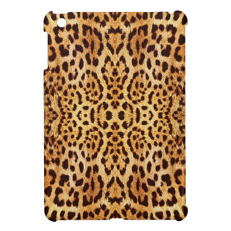 leopard elegant fur cover for the iPad mini