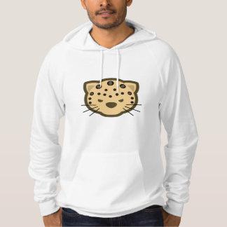 Leopard Face Hoodie