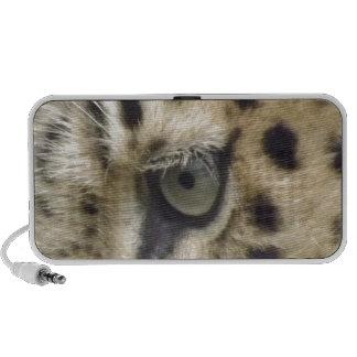 Leopard Face Portable Speaker
