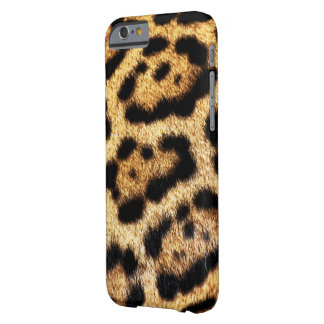 Leopard Fur Look Barely There iPhone 6 Case
