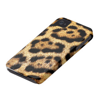 Leopard Fur Look iPhone 4 Covers