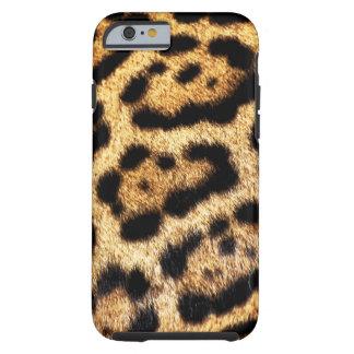 Leopard Fur Look Tough iPhone 6 Case