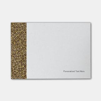 Leopard Fur Post-it® Notes