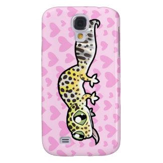 Leopard Gecko Love Galaxy S4 Cover