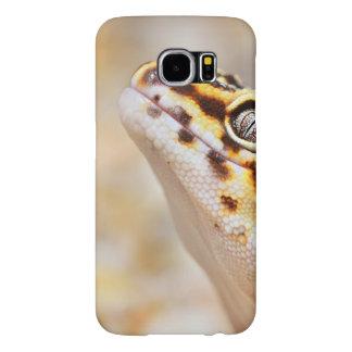 Leopard Gecko Samsung Galaxy S6 Cases