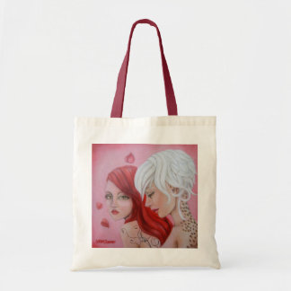 Leopard Girls tote bag