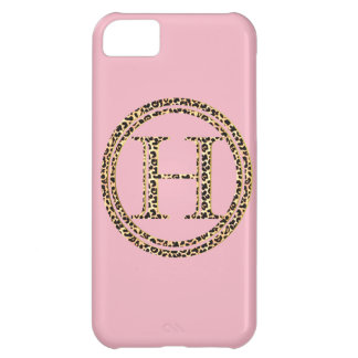 Leopard H Case For iPhone 5C