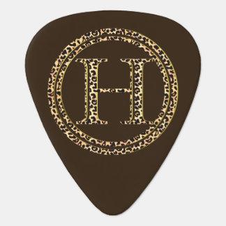 Leopard H Guitar Pick