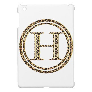 Leopard H iPad Mini Cover