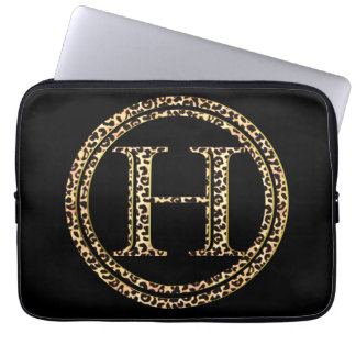 Leopard H Laptop Sleeve