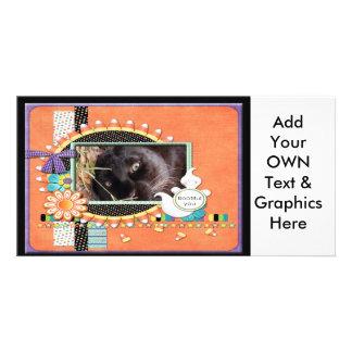 leopard-halloween-2010-0016-d custom photo card