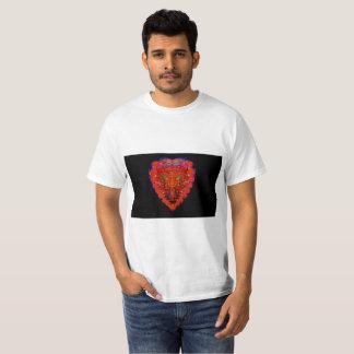'Leopard Heart' 2017 T-Shirt